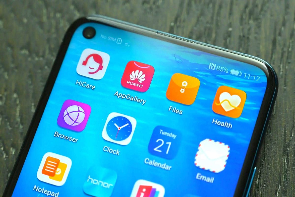 Huawei has launched a service to install WhatsApp and other prohibited applications
