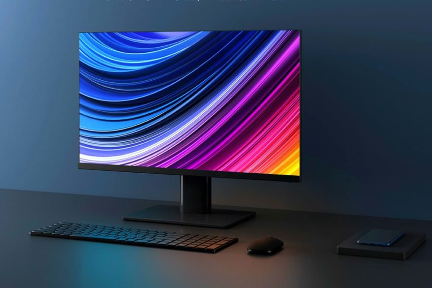 Xiaomi Mi Display 1A presented - the world's best monitor for $ 99
