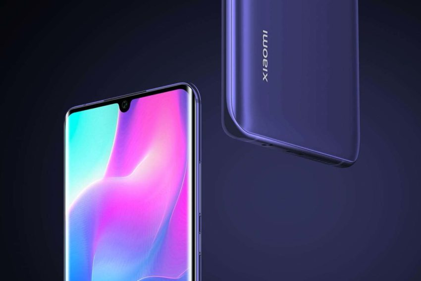 Xiaomi Mi Note 10 Lite is a new smartphone with a great camera at a low price